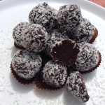 date and chocolate balls