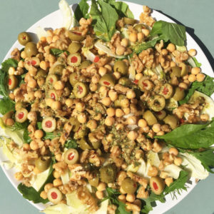 Chick-pea-fennel-and-olive-salad